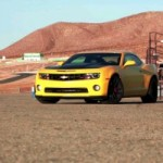 Video : 2013 Chevrolet Camaro SS 1LE Gets Some Track Action