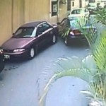 FAIL &#8211; Driver Tries To Get Out of Parallel Parking Space, Smashes Into Every Car Around