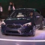 Detroit Auto Show: Kia Aims Upscale, Unveils The 2014 Cadenza (VIDEO)