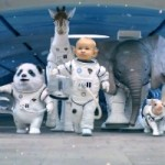 Fasten Your Diapers For Kia's Super Bowl Ad Featuring Space Babies