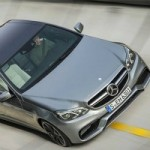 Mercedes-Benz Releases First 2014 E63 AMG Picture