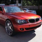 Deal or No Deal? BMW 7-Series on 28-Inch Spinners