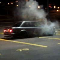 BMW-E30-drift-fail