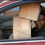 Drive Thru Invisible Driver Prank Is Hilarious! (VIDEO)