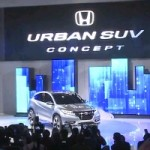 Detroit Auto Show: Honda Urban SUV Concept Revealed, Hints At Production Model