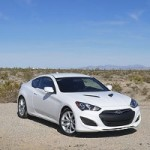 [ Auto Industry Rumors ] Turbo V6 or V8 Hyundai Genesis Coupe In The Works?