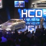 Detroit Auto Show: Watch the Hyundai HCD-14 Genesis Concept Reveal