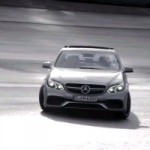 Mercedes-Benz Unleashes Its First E 63 AMG Video