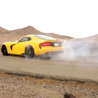 SRT-Viper-Burnout