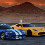 Old vs New: 2013 SRT Viper GTS Battles Against Modified 1997 Dodge Viper GTS