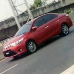 Redesigned 2014 Toyota Corolla Sedan Spotted On Asian Roads