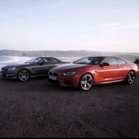 BMW-M6-Mercedes-Benz-SL63-AMG