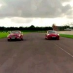 Duel en piste : La Mercedes-Benz CLS 63 AMG affronte la Porsche Panamera GTS!