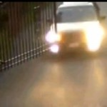 FAIL – Watch A Driver vs Automatic Gate Showdown End In Destructive Fashion