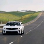 Watch A Hennessey Chevrolet Camaro ZL1 Hit A Staggering Speed Of 327 km/h