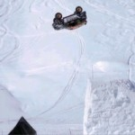 Watch a MINI Attempt A Huge, Crazy Backflip In The French Alps (VIDEO)