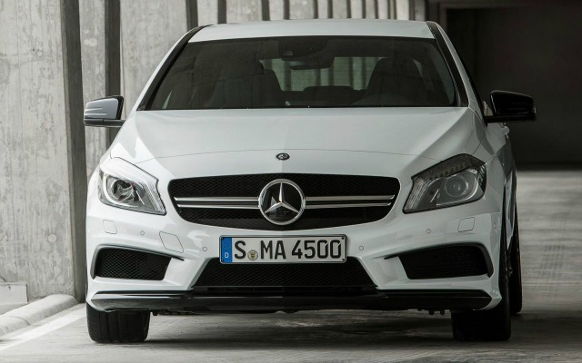 A45 AMG will not be available in North America, but the CLA 45 AMG