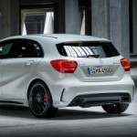 Mercedes-Benz Unleashes First Official A45 AMG Pictures