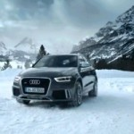 Audi RS Q3 Makes Video Debut, Has Some Winter Fun With Sleg Dogs (VIDEO)