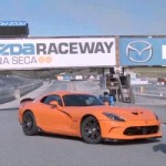SRT Viper TA 2014, officiellement assassine de Corvette ZR1! (VIDÉO)