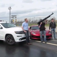 Cherokee-srt8-vs-Viper-vs-Potato-Gun