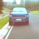 Video: Ford F-150 SVT Raptor Takes Over The Nürburgring