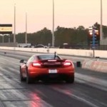 Watch And Hear The McLaren MP4-12C Taking Over The Drag Strip (VIDEO)