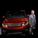 2013 New York Auto Show: World, Meet The New Range Rover Sport! (VIDEOS)