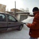 Video : These Russians Have Modded A Car To Control It With An iPad, James Bond Style