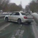Video: How To Overtake Someone Like A Boss, Subaru Style