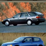 Honda Design Evolution from 1965 to 2012 models!
