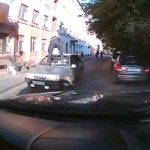 This Incredibly Weird Driving Moment Is Brought To You By Russia (VIDEO)