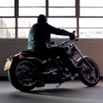 Silent Night, the Harley-Davidson way