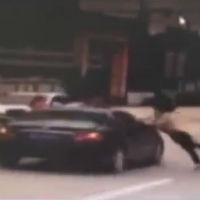 He-jumps-on-moving-cars