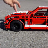 Mustang-shelby-made-of-lego