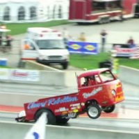 Awsome-wheelie-drag-race