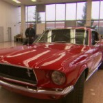 The making of the 2015 Ford Mustang