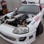 Have you ever seen a V10 Viper powered Supra?
