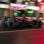 The Batmobile will appear in the Suicide Squad movie!