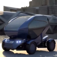 Futur-urban-vehicle