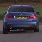 Chris Harris and the BMW 320d