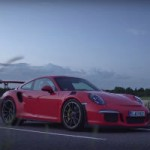 Early morning drive with the Porsche 911 GT3 RS