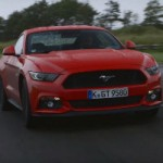 La Ford Mustang GT 2015 avec Chris Harris