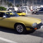 Harry's garage : la Jaguar XJS V12