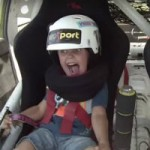 This father/son drift will put a smile on your face