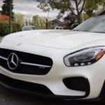 Road test with the Mercedes-AMG GT S Edition 1